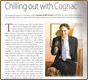 Chilling out with Cognac - by - Suneeta Sodhi Kanga